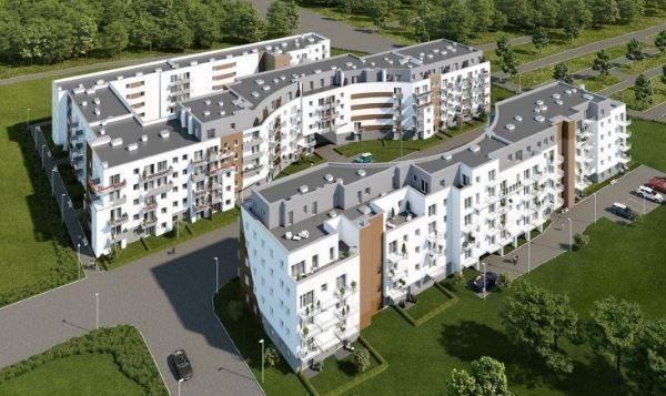 Mieszkanie dwupokojowe na sprzedaż Poznań, Nowe Miasto, Malta  38m2 Foto 1