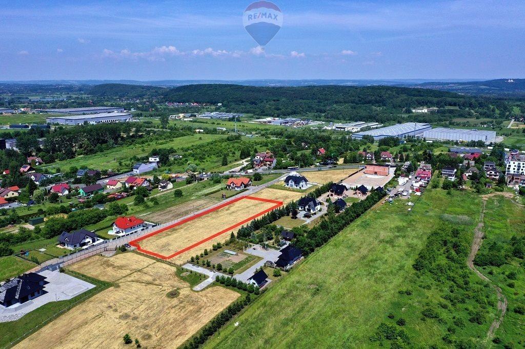 Działka inwestycyjna pod dzierżawę Skawina, Krakowska  4000m2 Foto 13