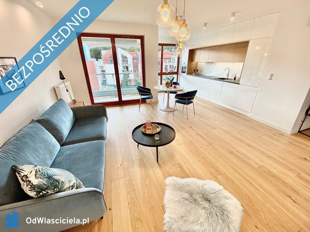 Mieszkanie trzypokojowe na sprzedaż Gdynia, Chwarzno-Wiczlino, Niemena 5A  68m2 Foto 3