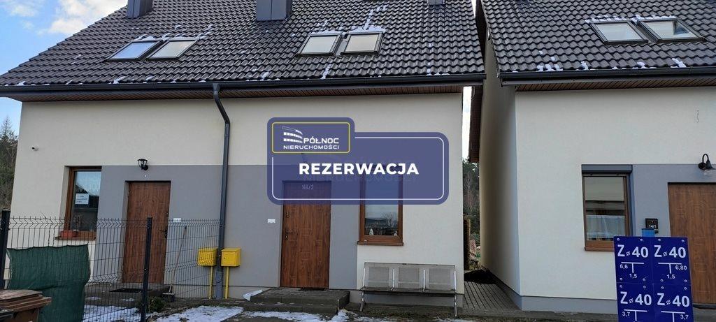 Dom na sprzedaż Banino, Kryształowa  90m2 Foto 1