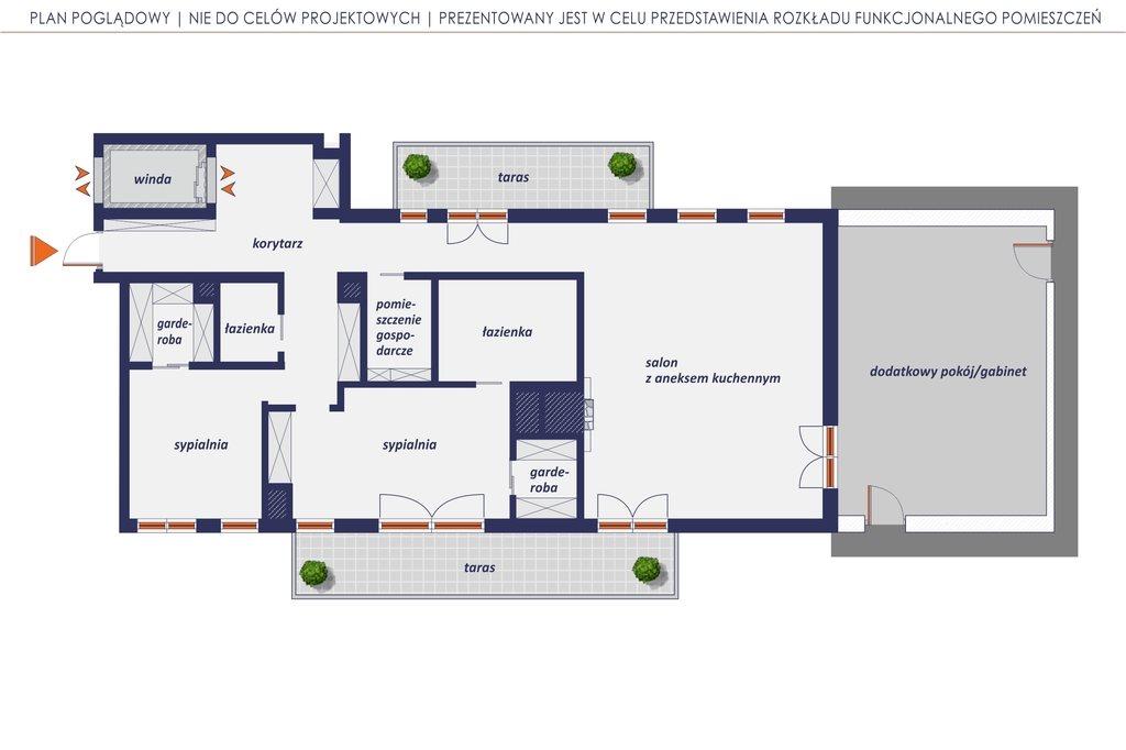 Mieszkanie trzypokojowe na sprzedaż Warszawa, Bielany, Marymoncka  132m2 Foto 3
