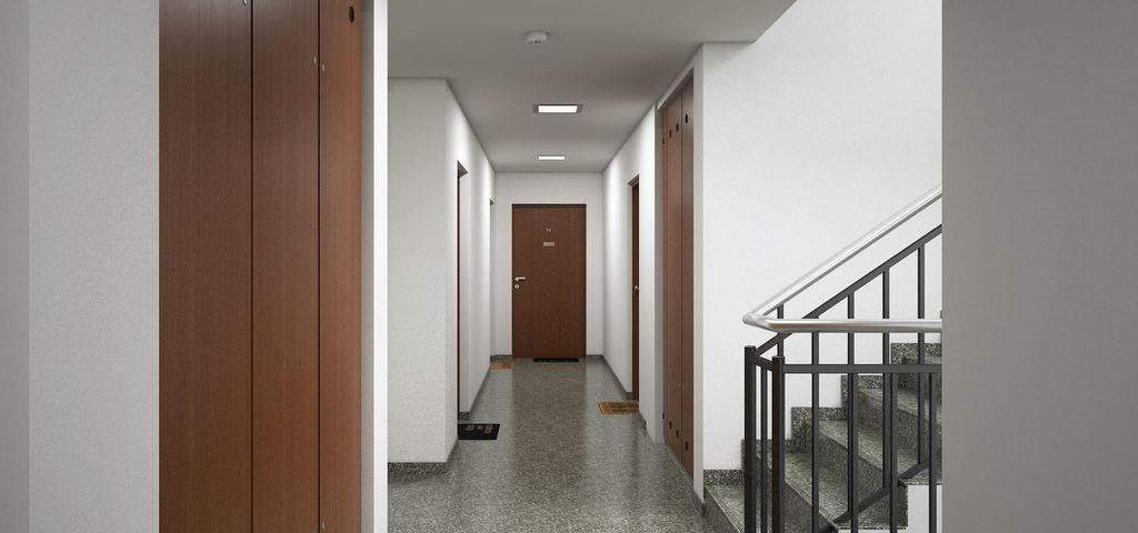 Mieszkanie dwupokojowe na sprzedaż Skarbimierzyce  48m2 Foto 6