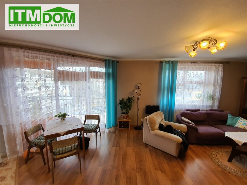 Mieszkanie czteropokojowe  na sprzedaż Białystok, Nowe Miasto, Wiejska  75m2 Foto 1