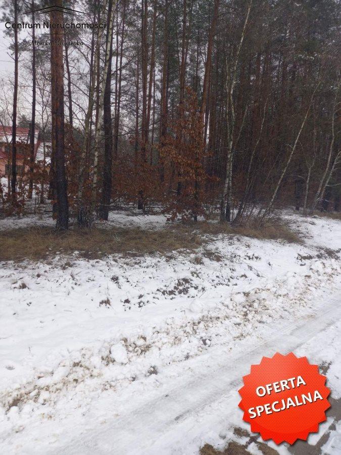 Działka leśna na sprzedaż Zawada  4492m2 Foto 3