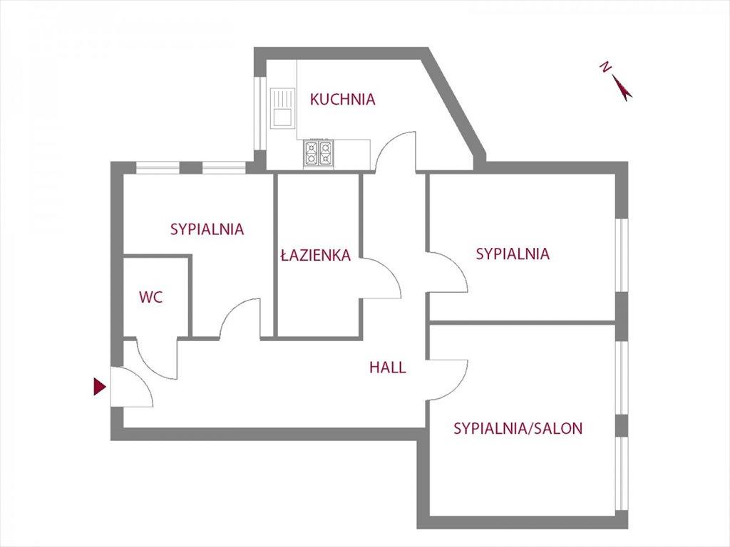Mieszkanie trzypokojowe na sprzedaż Sopot, Dolny, Jana Sobieskiego  70m2 Foto 10