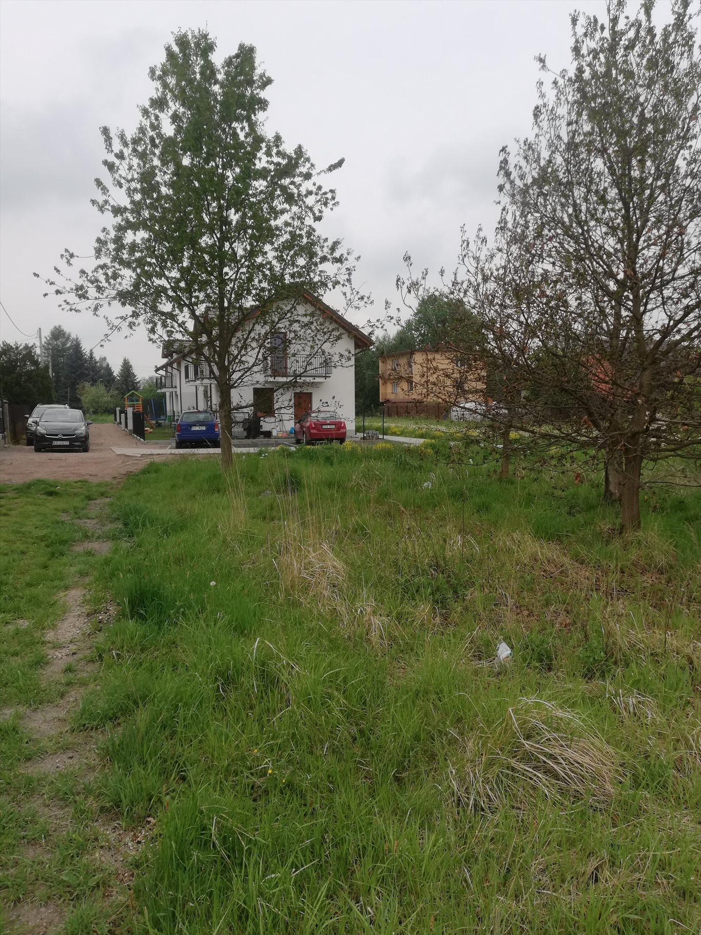 Działka budowlana na sprzedaż Skawina, Wojska Polskiego  1811m2 Foto 8