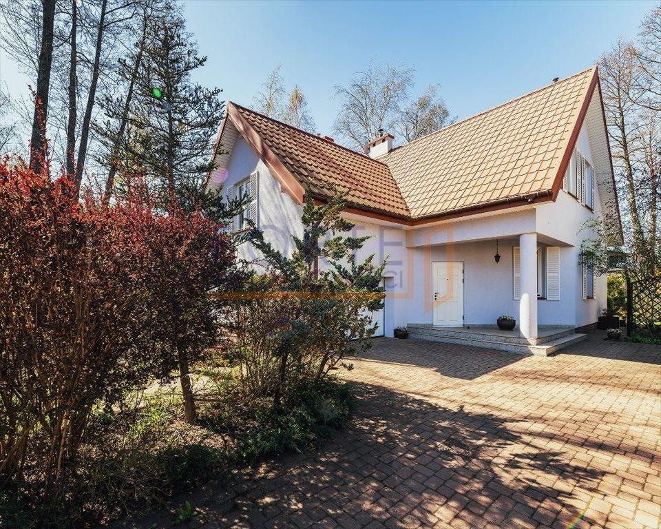 Dom na sprzedaż Łomianki, Dąbrowa Leśna, Zachodnia  199m2 Foto 1