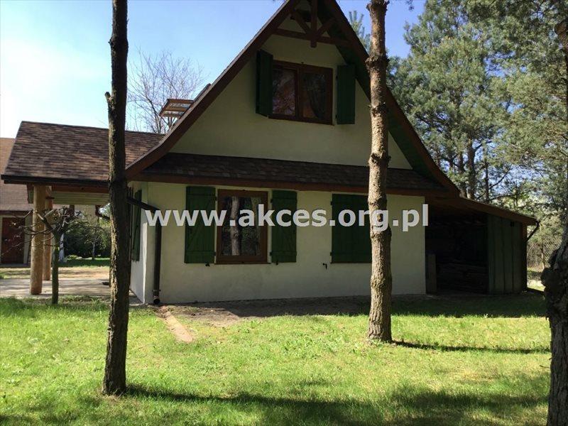 Działka budowlana na sprzedaż Łoś, Łoś  75m2 Foto 8