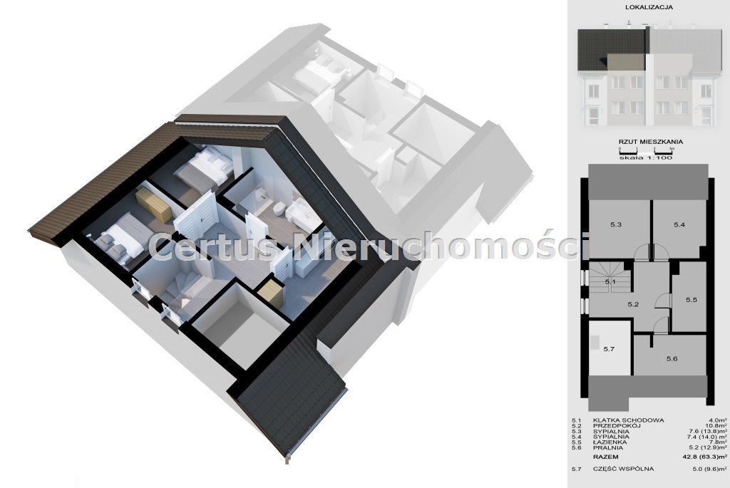 Mieszkanie trzypokojowe na sprzedaż RZESZÓW, Budziwój  130m2 Foto 4
