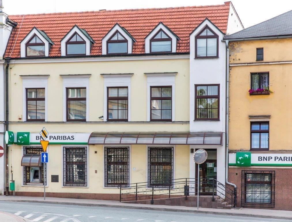 Lokal użytkowy na sprzedaż Wałbrzych, 11 Listopada  1075m2 Foto 1