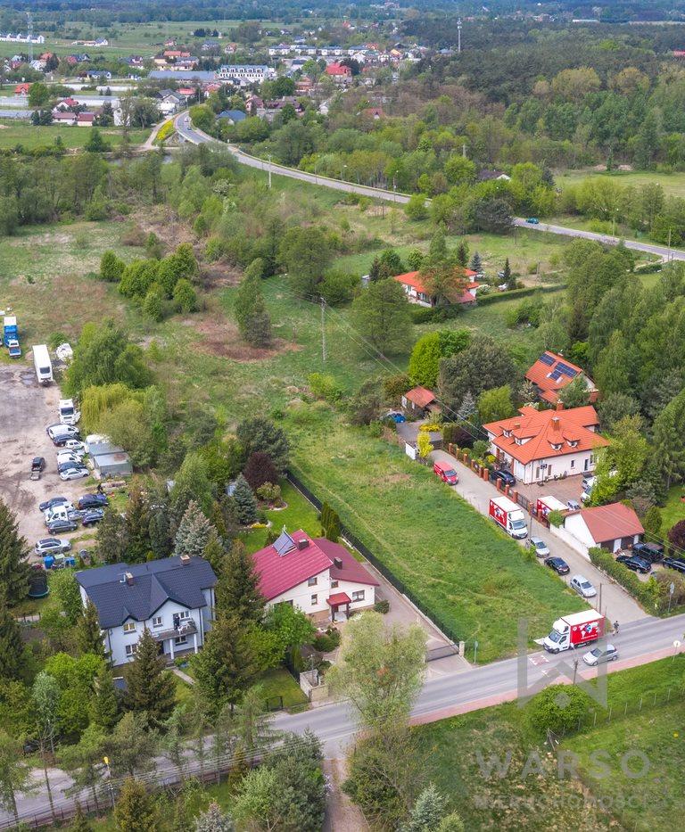 Działka budowlana na sprzedaż Stanisławów Pierwszy, Słoneczna  5440m2 Foto 11
