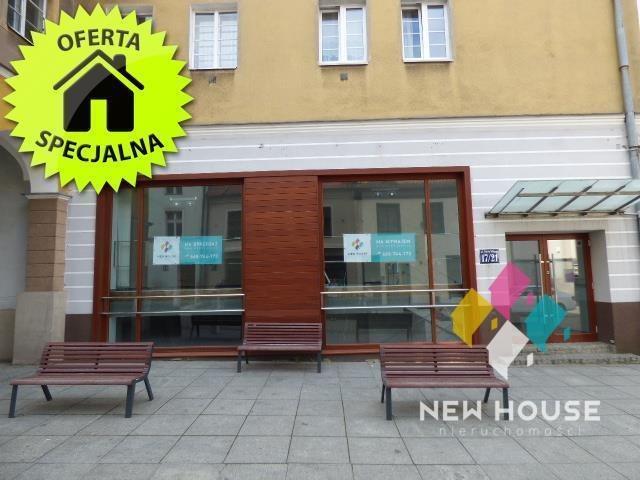 Lokal użytkowy na wynajem Olsztyn, Stare Miasto  160m2 Foto 1