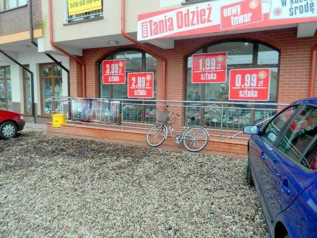 Lokal użytkowy na sprzedaż Węgorzewo, Zamkowa  113m2 Foto 1