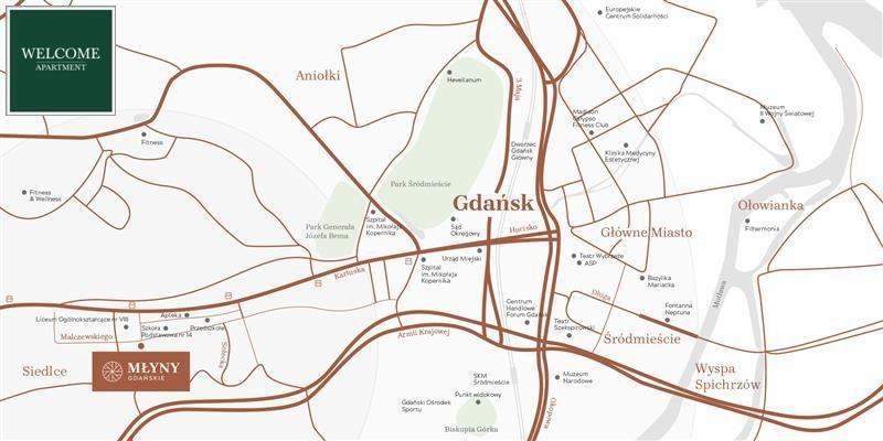 Mieszkanie czteropokojowe  na sprzedaż Gdańsk, Siedlce, Jacka Malczewskiego  93m2 Foto 4