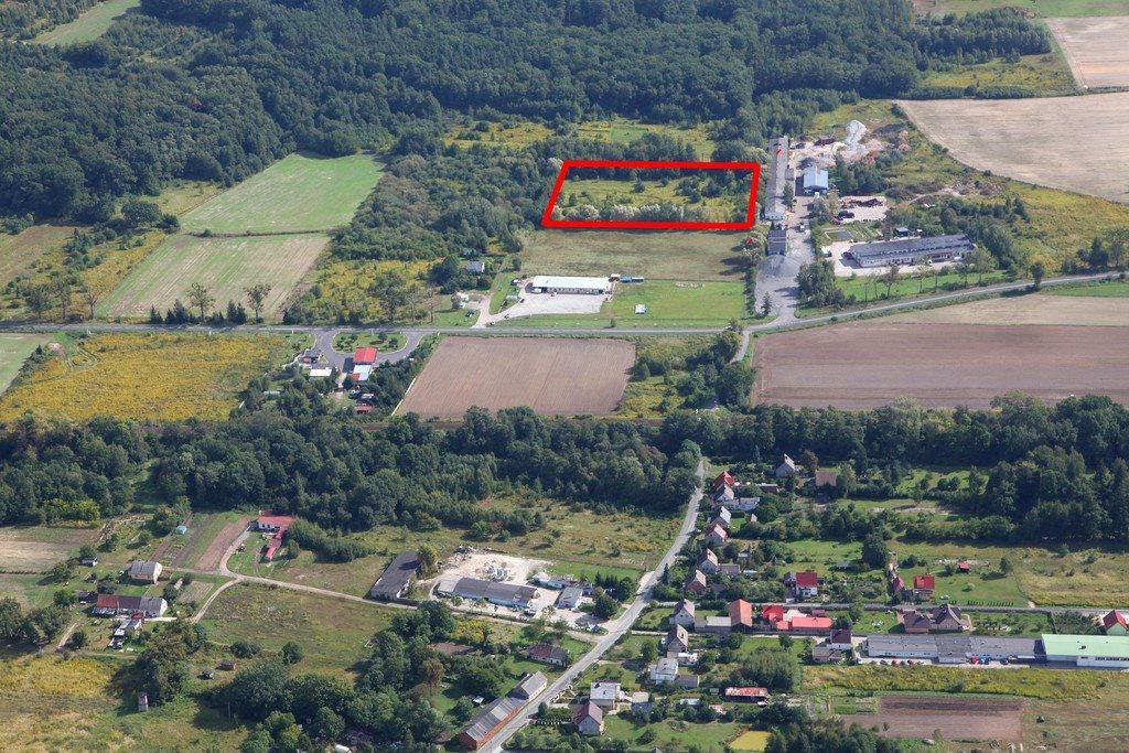 Działka inwestycyjna na sprzedaż Oborniki Śląskie, Przemysłowa  15018m2 Foto 1