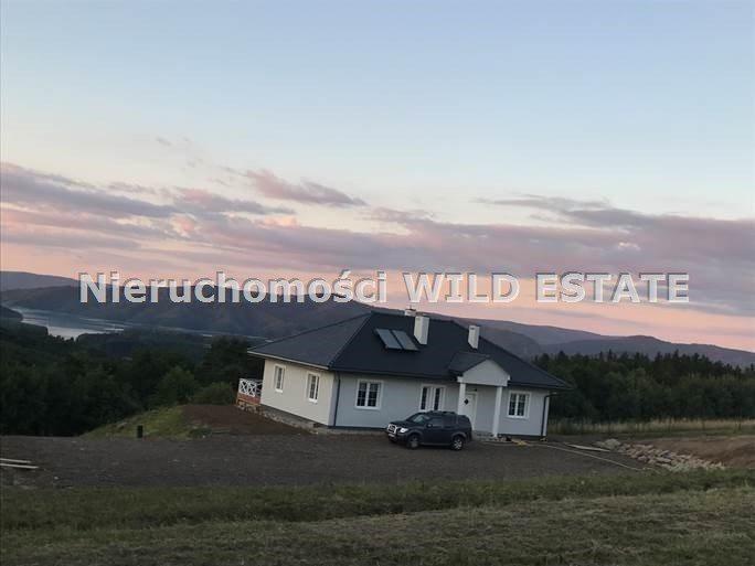Dom na sprzedaż Solina, Wołkowyja  113m2 Foto 1