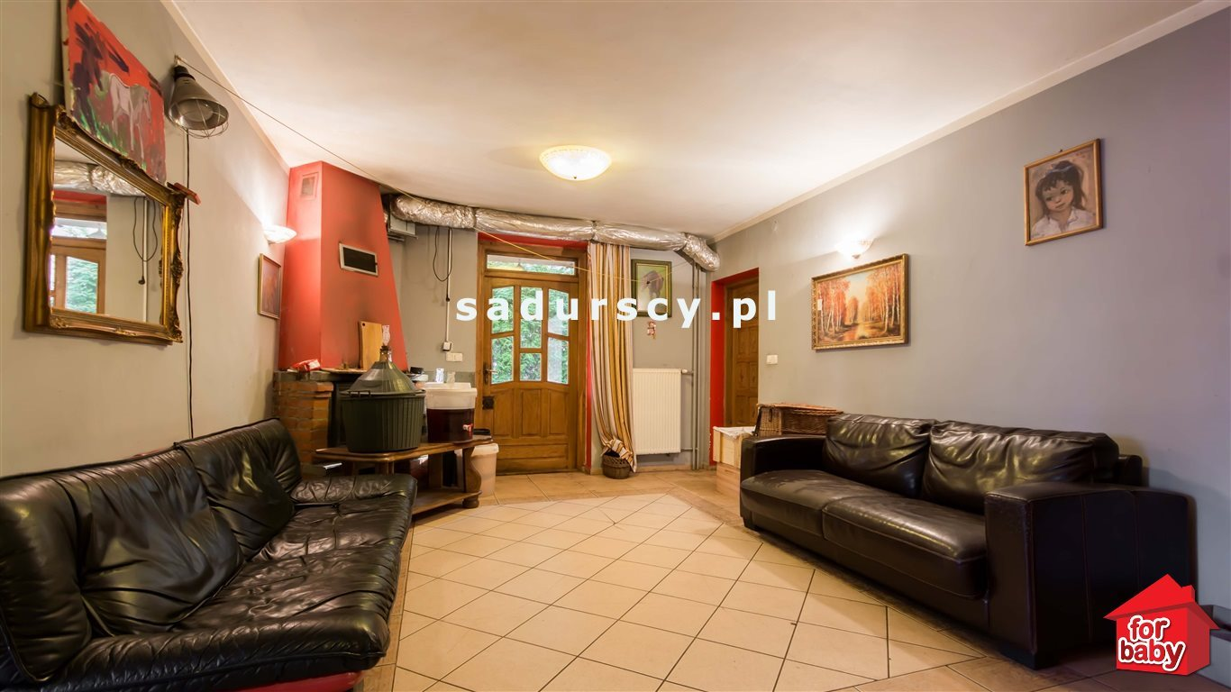 Dom na sprzedaż Kraków, Łagiewniki-Borek Fałęcki, Borek Fałęcki, Żywiecka  302m2 Foto 1