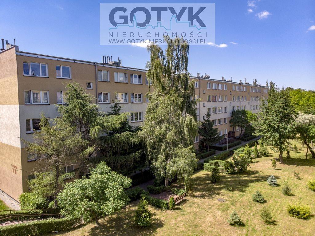 Mieszkanie trzypokojowe na wynajem Toruń, Stawki, Strzałowa 3B  47m2 Foto 1