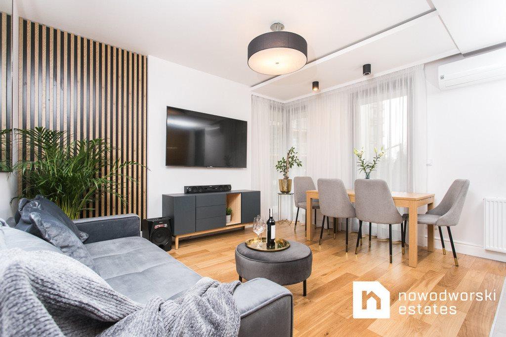 Mieszkanie trzypokojowe na sprzedaż Kraków, Grzegórzki, Grzegórzki, Cystersów  60m2 Foto 2