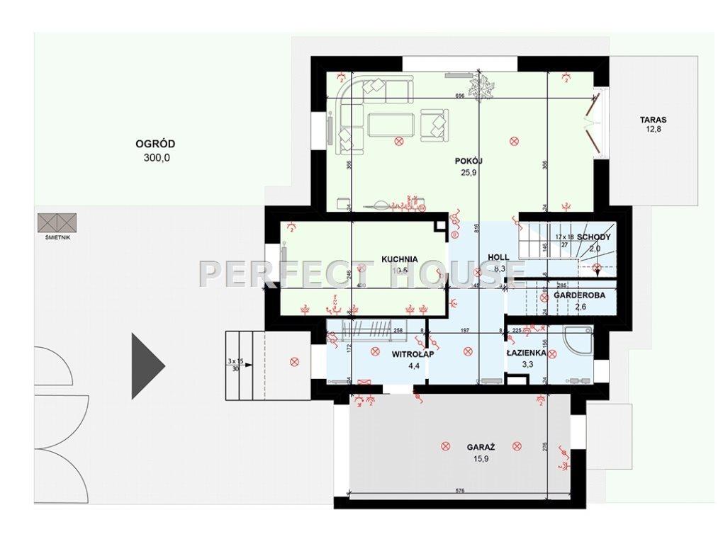 Dom na sprzedaż Baranowo  143m2 Foto 6