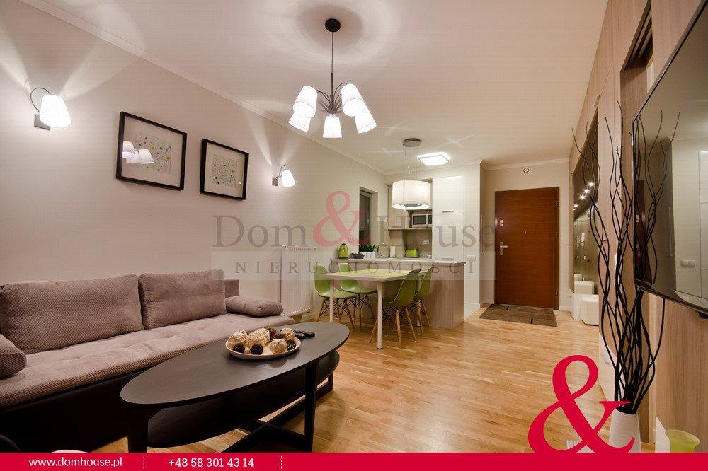 Mieszkanie dwupokojowe na wynajem Gdańsk, Śródmieście, Szafarnia  40m2 Foto 7