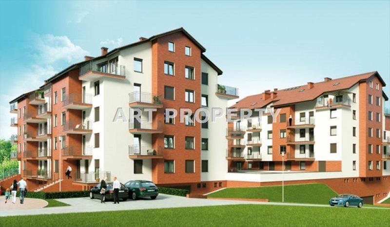 Mieszkanie dwupokojowe na wynajem Katowice, Brynów  52m2 Foto 1