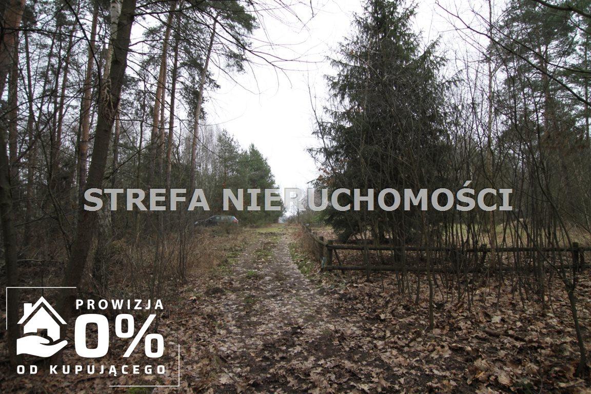 Działka leśna na sprzedaż Smardzewice  3521m2 Foto 3