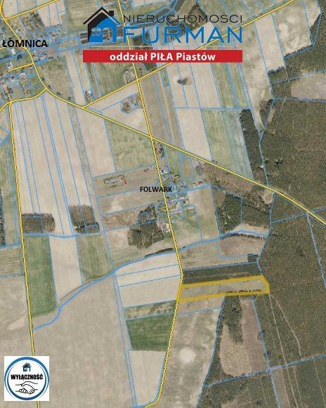 Działka rolna na sprzedaż Łomnica  35100m2 Foto 3