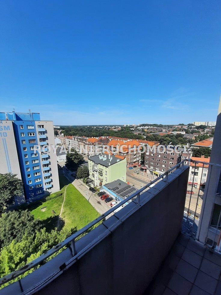 Mieszkanie trzypokojowe na wynajem Zabrze, Centrum, św. Barbary  52m2 Foto 2