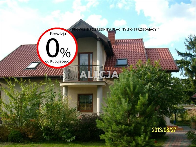 Dom na sprzedaż Grodzisk Mazowiecki, Grodzisk Mazowiecki  194m2 Foto 1