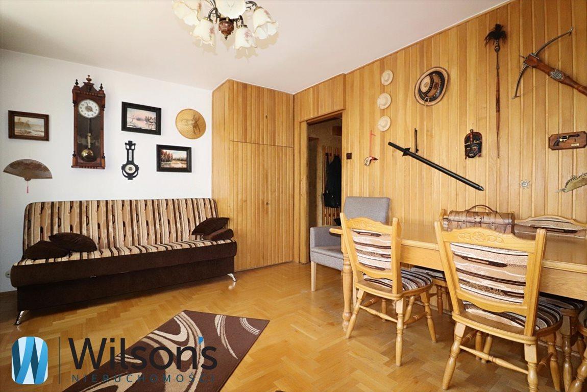 Mieszkanie trzypokojowe na sprzedaż Warszawa, Mokotów, Batuty  55m2 Foto 3