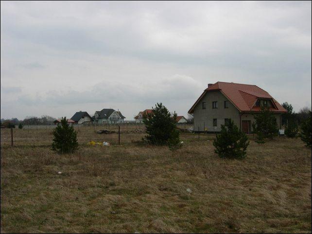 Działka budowlana pod dzierżawę Chwaszczyno, bursztynowa  1053m2 Foto 2