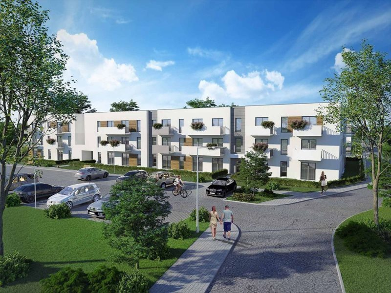 Mieszkanie dwupokojowe na sprzedaż Warszawa, Białołęka, Kąty Grodziskie  44m2 Foto 1