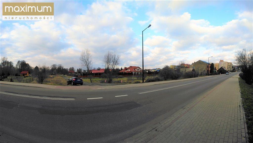Działka budowlana na sprzedaż Biłgoraj  891m2 Foto 6