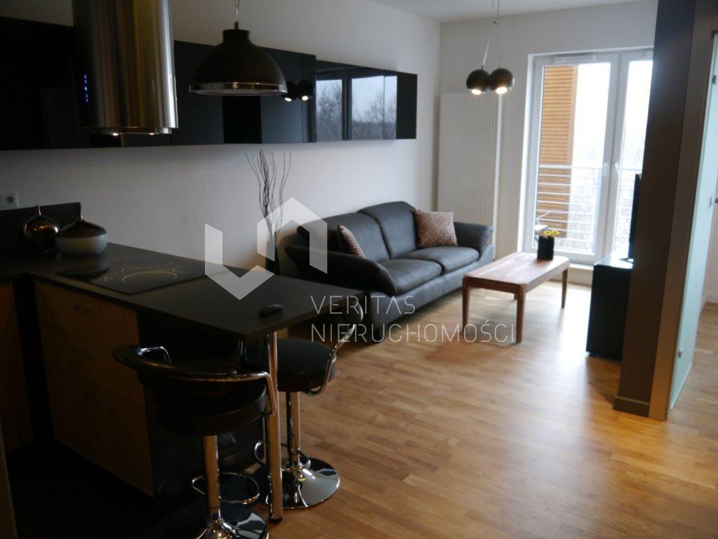 Mieszkanie dwupokojowe na wynajem Katowice, Muchowiec  45m2 Foto 5