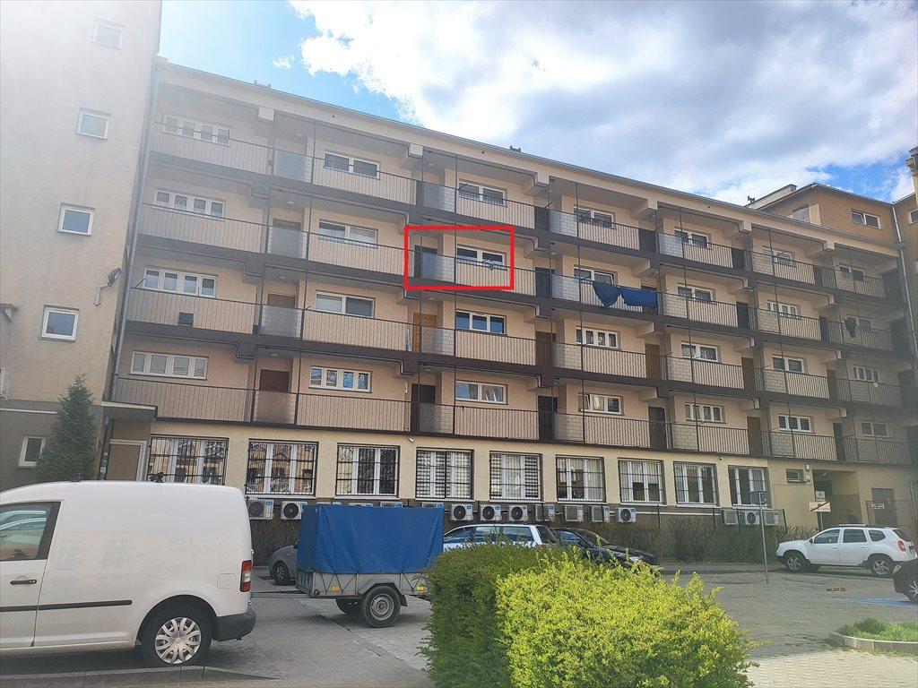 Mieszkanie dwupokojowe na sprzedaż Częstochowa, Al. Wojska Polskiego 118  37m2 Foto 4