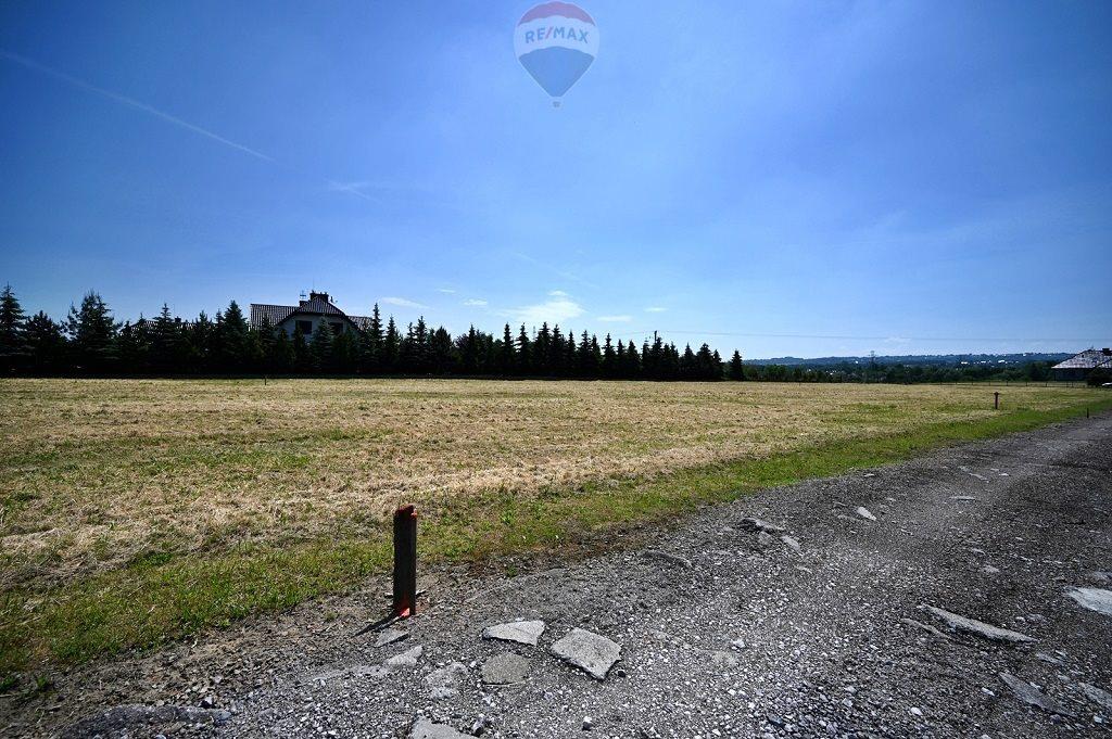 Działka inwestycyjna pod dzierżawę Skawina, Krakowska  4000m2 Foto 3