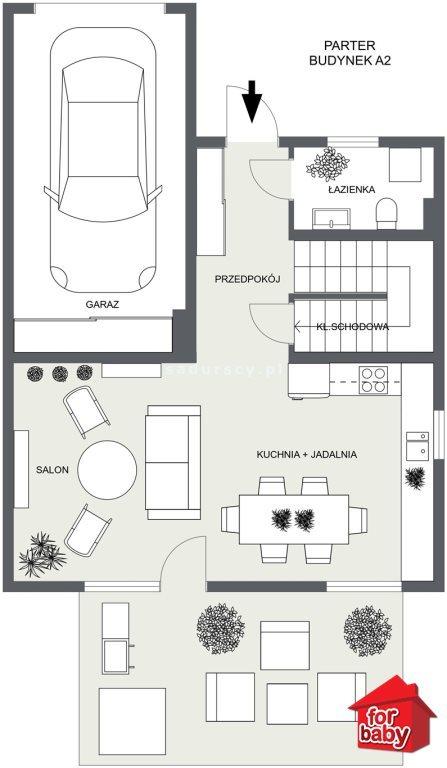 Dom na sprzedaż Liszki, Piekary, Piekary, Piekary  118m2 Foto 3