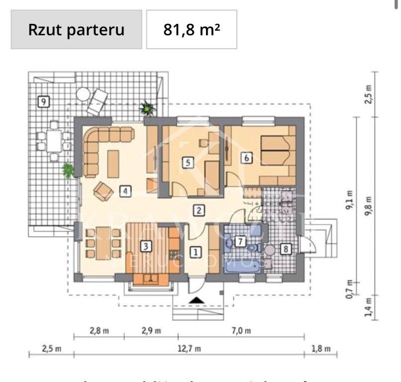 Dom na sprzedaż Żarowo  160m2 Foto 3