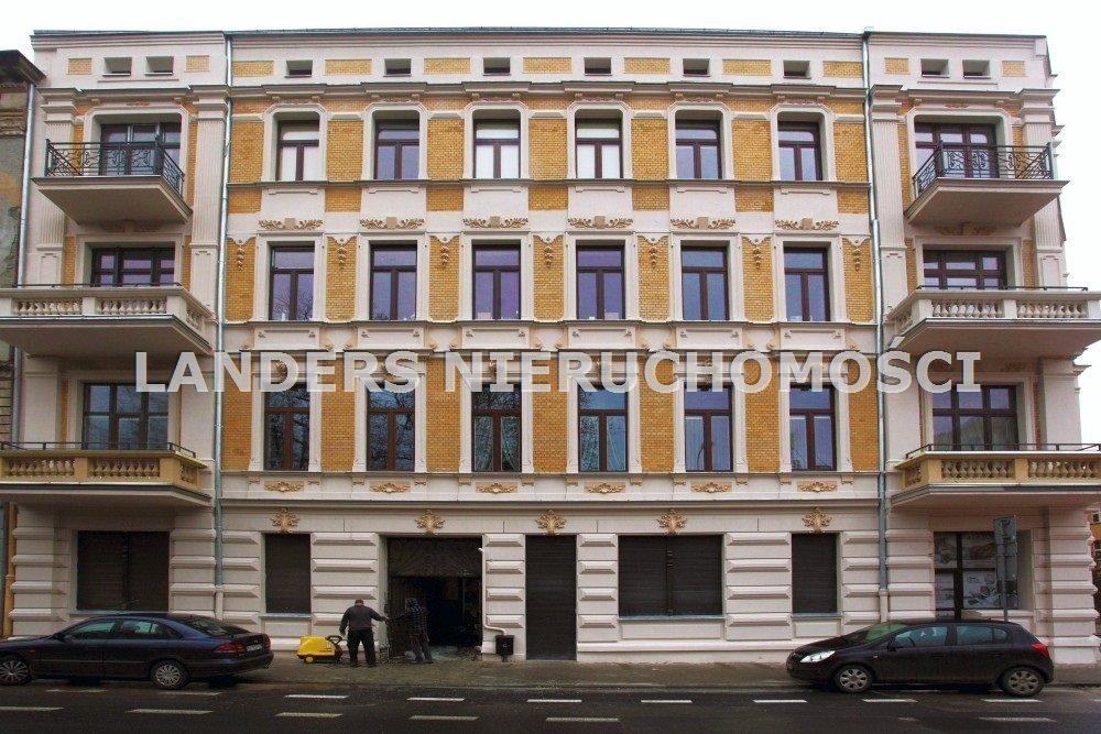 Mieszkanie dwupokojowe na wynajem Łódź, Polskiej Organizacji Wojskowej  68m2 Foto 1