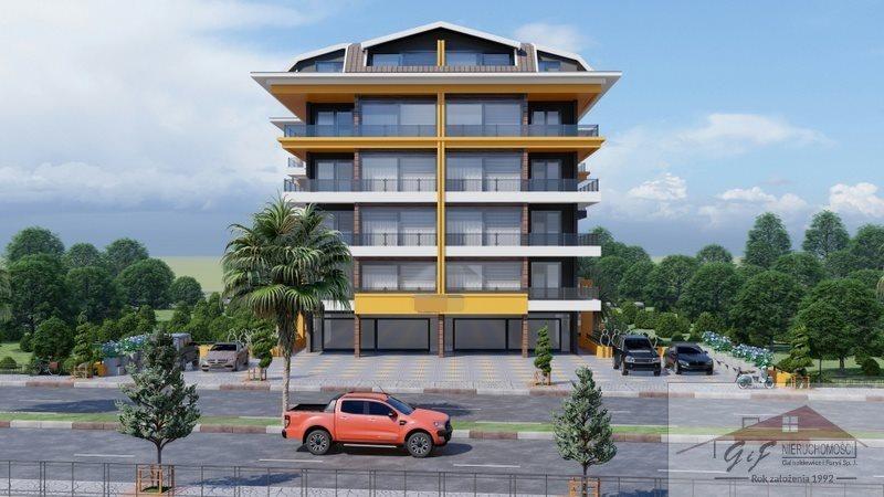 Mieszkanie trzypokojowe na sprzedaż Turcja, Alanya - Kestel, Alanya - Kestel  102m2 Foto 11