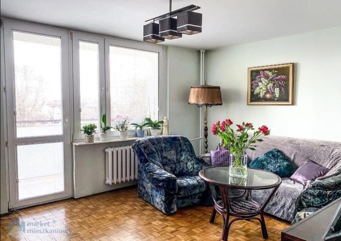 Mieszkanie trzypokojowe na sprzedaż Warszawa, Praga Południe, Grochów  61m2 Foto 3