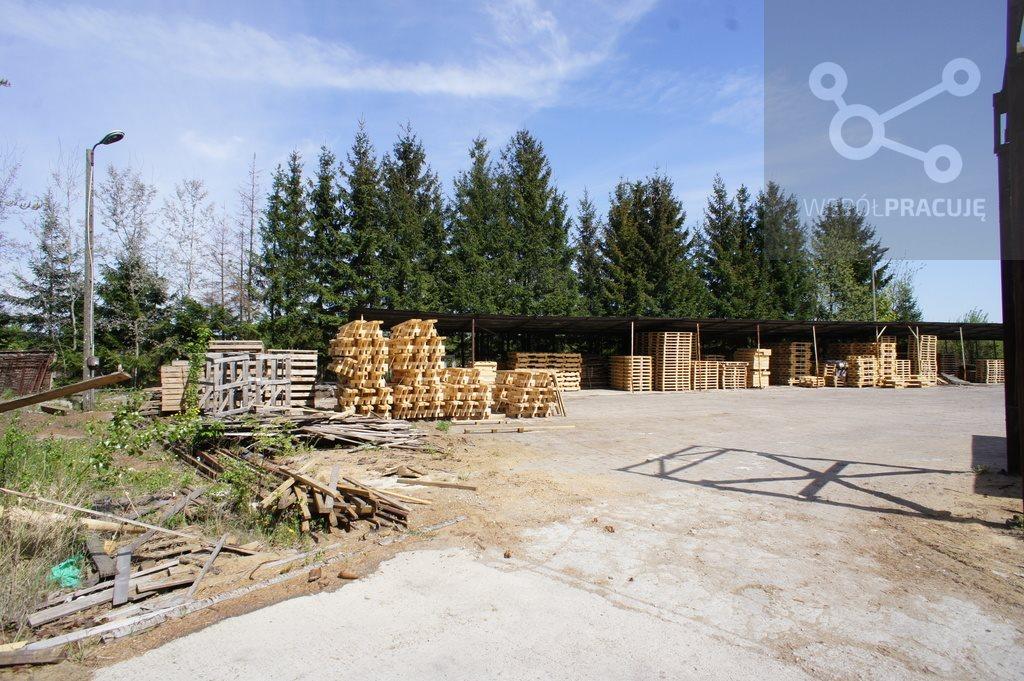 Działka przemysłowo-handlowa pod dzierżawę Goleniów, dzielnica przemysłowa  2500m2 Foto 3