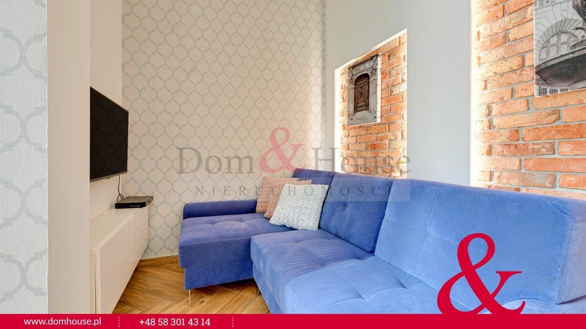 Mieszkanie dwupokojowe na wynajem Gdańsk, Śródmieście, Ogarna  27m2 Foto 9