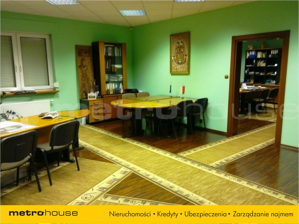 Lokal użytkowy na sprzedaż Łódź, Górna  2496m2 Foto 7