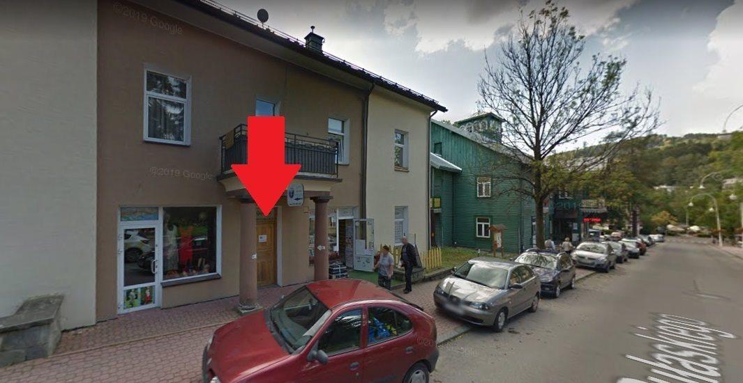 Lokal użytkowy na wynajem Krynica-Zdrój  26m2 Foto 1