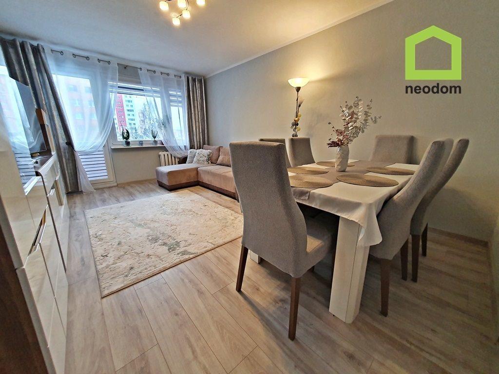 Mieszkanie trzypokojowe na wynajem Kielce, Na Stoku  65m2 Foto 1