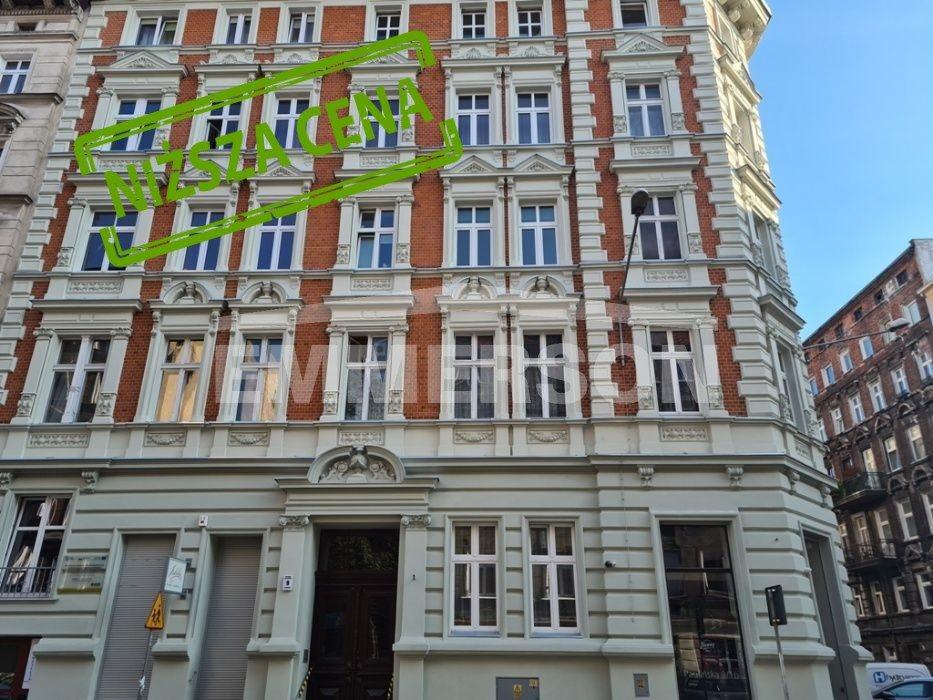 Mieszkanie dwupokojowe na sprzedaż Wrocław, Śródmieście, Paulińska  40m2 Foto 3