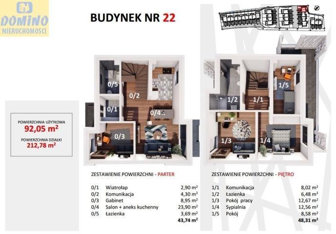 Dom na sprzedaż Rzeszów, Zalesie  70m2 Foto 8