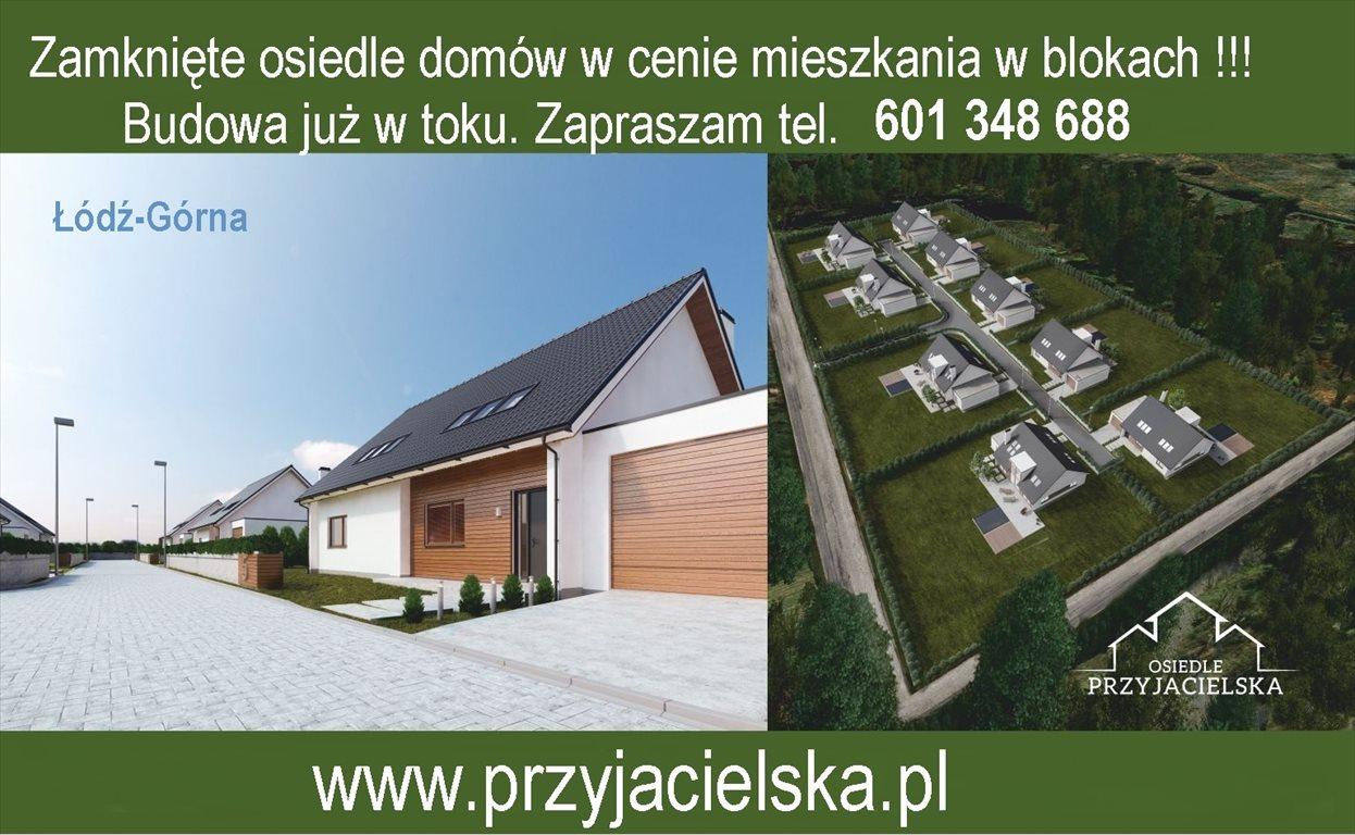 Dom na sprzedaż Łódź, Górna, Przyjacielska 14  170m2 Foto 5